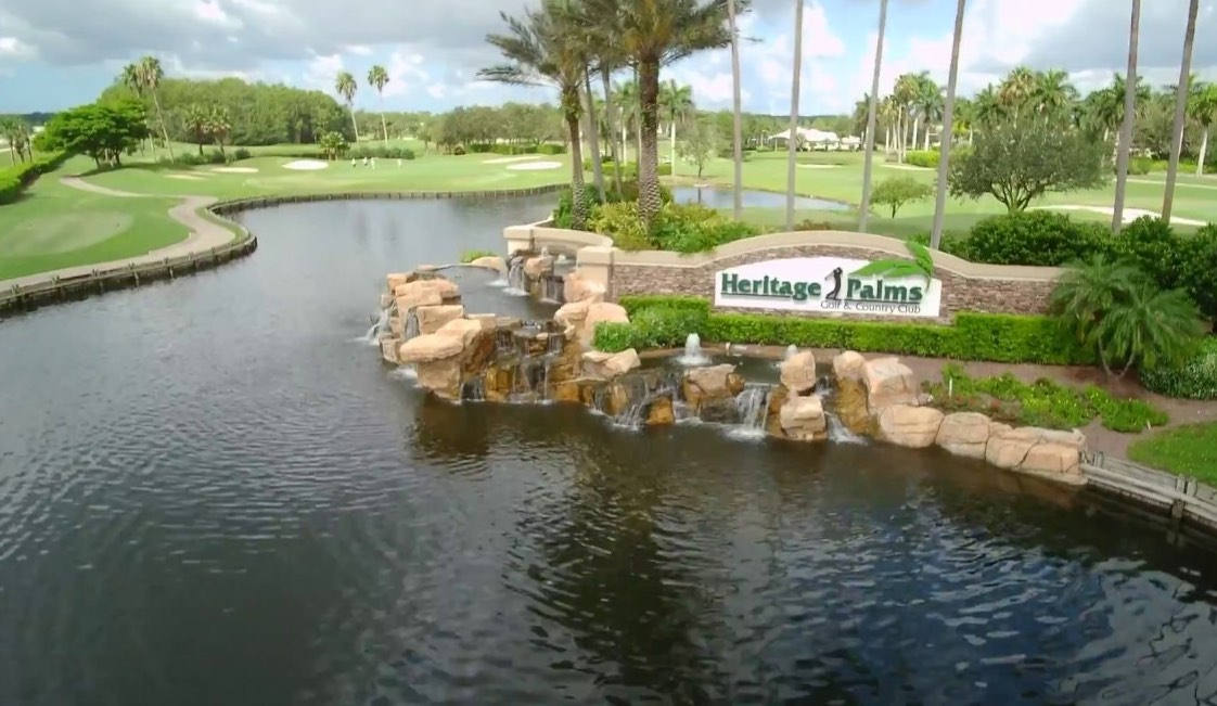 Heritage Palms Golf & Country Club | Luxury Homes For Sale in Florida | GolfShire Homes