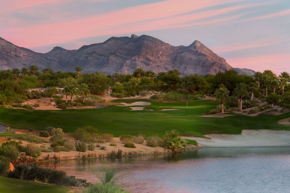 The Arroyo Golf Club | Luxury Homes For Sale in Las Vegas, NV | GolfShire Homes