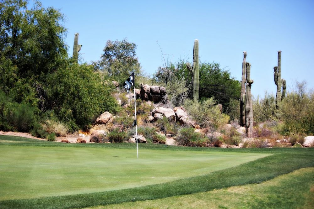 Keeping it Green in the Middle of the Desert | GolfShire Homes